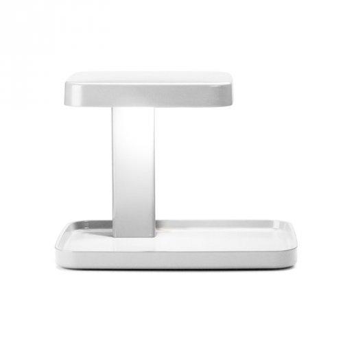 白色Piani 系列托盘式台灯