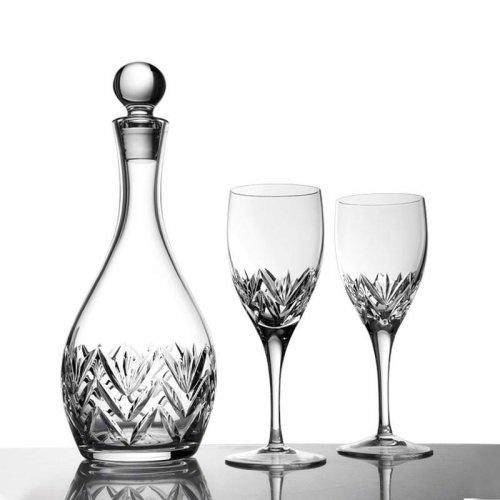 Gabor水晶雕花葡萄酒酒具套装